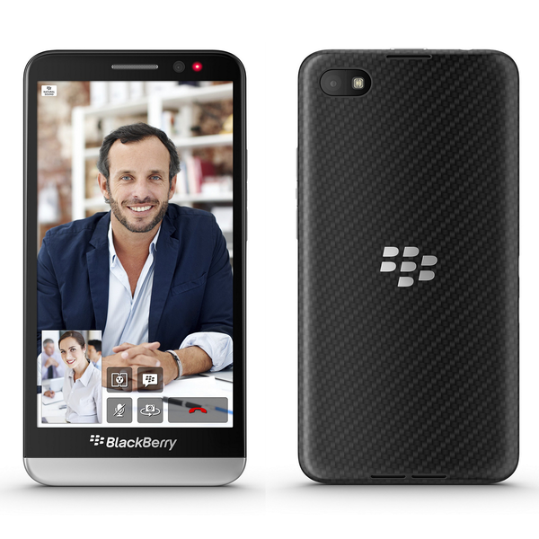 BlackBerry Z30,  white