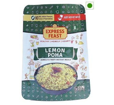 Insta Feast Lemon Poha (Serves 1) 80g