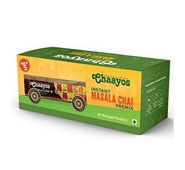 Chaayos Masala Tea Instant Premix (5 Sachets)