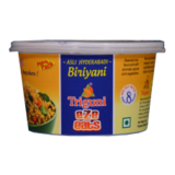 Veg Biryani (Serves 1) 59g, Ready to eat meal, Triguni Eze Eats