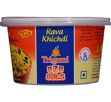Triguni Eze Eats Rava Khichdi (Serves 1) 47g