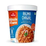 Rajma Chawal (Serves 1) 105g, Haldirams Minute Khana, Ready to eat