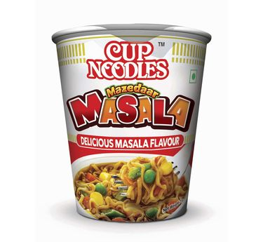 Cup Noodles Mazedaar Masala 70g Nissin