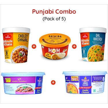 Punjabi Combo Ready to eat (Serves 5) 403g