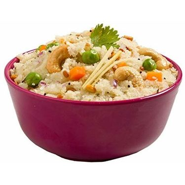 Rava Upma (Serves 1) 59g, Ready to eat meal, Triguni Eze Eats