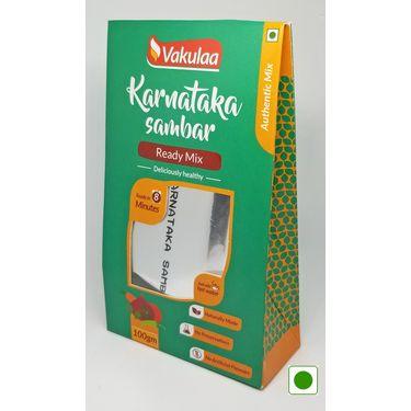 Vakulaa Karnataka Sambar (Serves 2) 100g