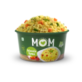 Masala Upma (Serves 1) 70g, Ready to eat meal, MOM Meal of the Moment