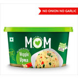 Veggie Upma (Serves 1) 70g, Ready to eat Meal, MOM Meal of the Moment