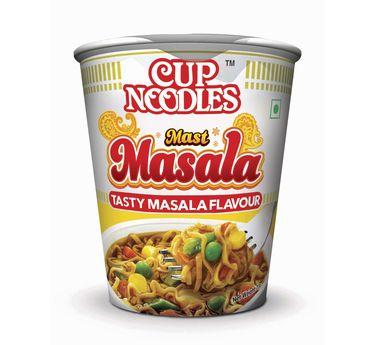 Cup Noodles Mast Masala 70g Nissin