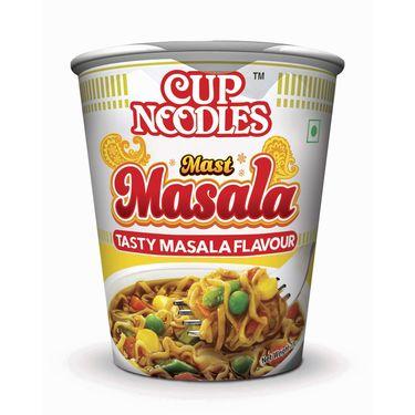 Nissin Cup Noodles Mast Masala 70g