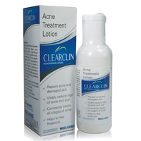 WestCoast Clearclin Acne Repair Lotion (Pack of 2), 300 gm
