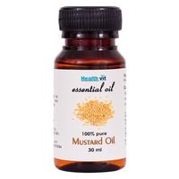 Healthvit Aroma Mustard Essential Oil 30ml