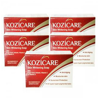 WestCoast Kozicare Soap (Pack of 5), 300 gm