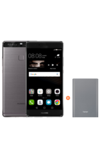 Huawei P9 Plus Dual with 13000mAh Power Bank, 64gb,  gray