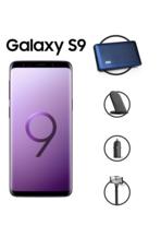 سامسونج جالاكسي S9 شريحتين 4G, 256GB,  بنفسجي