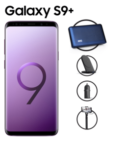 Samsung Galaxy S9+ Dual SIM 4G,  purple, 256gb