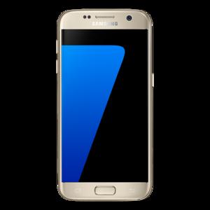 Samsung Galaxy S7,  gold, 32gb