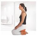 Anjali Easy Seat Yoga Blocks (Brown Pack of 1)
