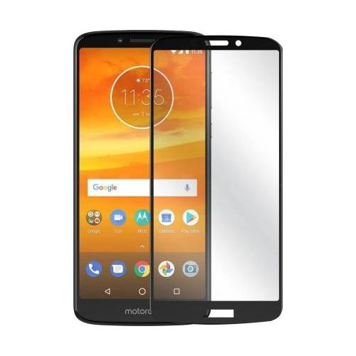 9H Hardened Edge To Edge Tempered Glass Screen Protector Screen Guard for Motorola Moto E5 Plus