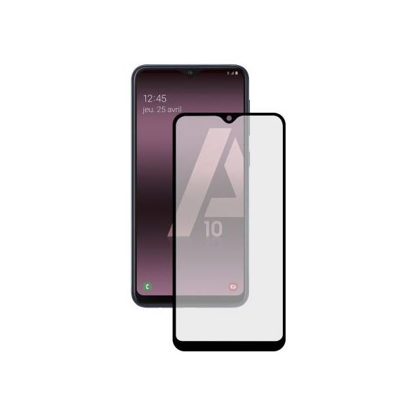 9H Hardened Edge To Edge Tempered Glass Screen Protector Screen Guard for Samsung Galaxy A10