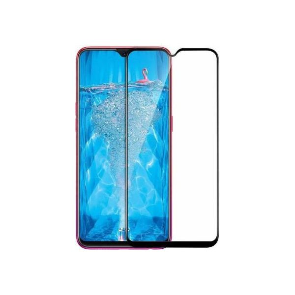 9H Hardened Edge To Edge Tempered Glass Screen Protector Screen Guard for Oppo A5s