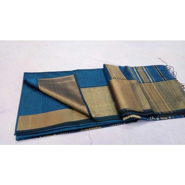 Pure Maheswari Cotton Silk Saree 59