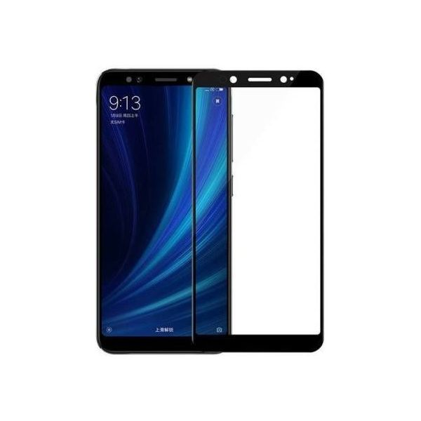 9H Hardened Edge To Edge Tempered Glass Screen Protector Screen Guard for Xiaomi Mi 6X