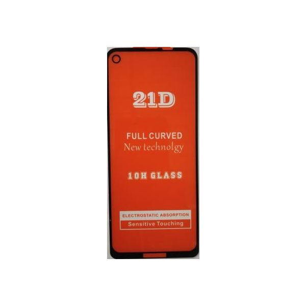 9H Hardened Edge To Edge Tempered Glass Screen Protector Screen Guard for Moto One Vision