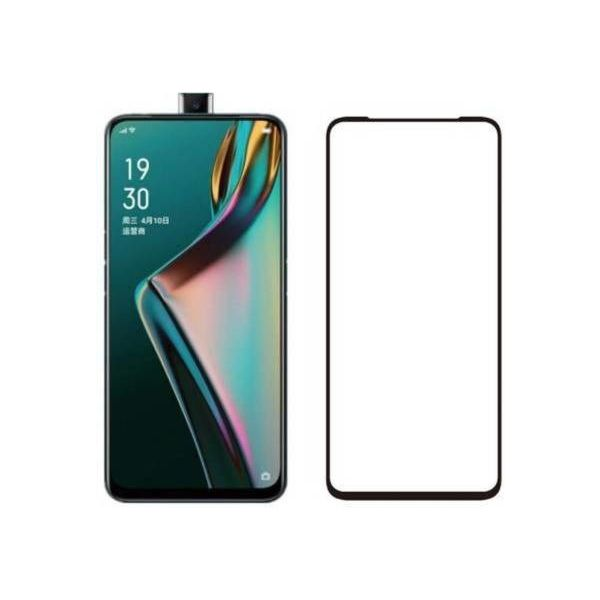 9H Hardened Edge To Edge Tempered Glass Screen Protector Screen Guard for Oppo K3