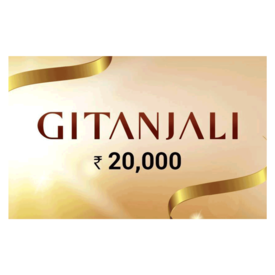 Gitanjali Gift Voucher, 1000