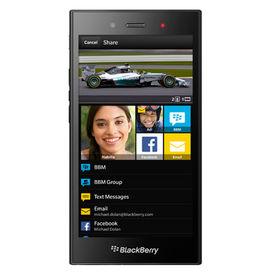 Blackberry Z3 8GB Black, black