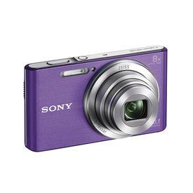 Sony Cybershot W830 20.1MP Digital Camera (Violet)