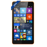 Microsoft Lumia 535, orange