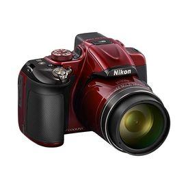 Nikon Coolpix P600 16MP Semi SLR (Red)