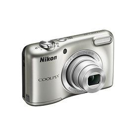 Nikon Coolpix L29 16.1MP Digital Camera (Silver)