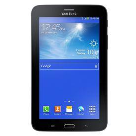 Samsung Galaxy Tab3 Neo Ebony Black, black