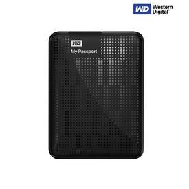WD My Passport 2 TB Hard Disk (Black)