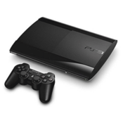 Sony Ps3 Console One TB GB with No (Black)