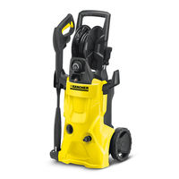 K'A'RCHER K 4 PREMIUM HIGH PRESSURE WASHER