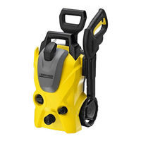 K'A'RCHER K 3 PREMIUM HIGH PRESSURE WASHER