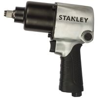 """STANLEY USA 1/2"""" Impact Wrench (Black and Silver)"""