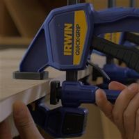 VISE-GRIP® Medium Duty One-Handed Bar Clamps, 6  / 150mm