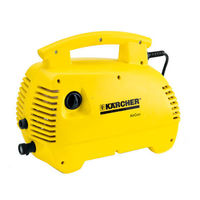 K'A'RCHER K 2.420 AIR CON HIGH PRESSURE WASHER