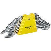 STANLEY USA Double Open End Spanner Set (12pc Set), 70-380e