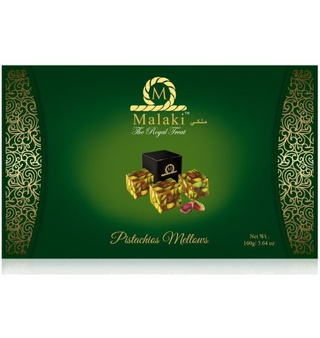 Gourmet Malaki Pista Mellows