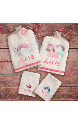 Magical Dreams Towel Set