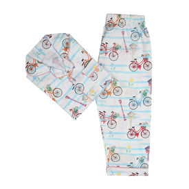 Spring Cycle PJ Set, 3yr-4yr