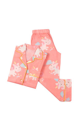 Unicorn PJ Set, 2yr-3yr