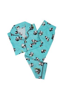 Playful Panda PJ Set, 6m-12m