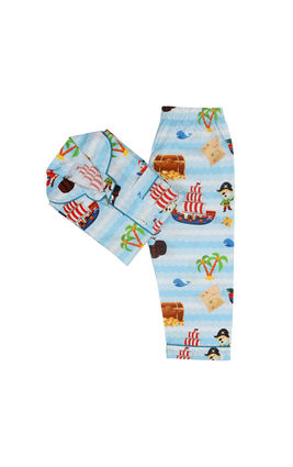 Pirates PJ Set, 6m-12m